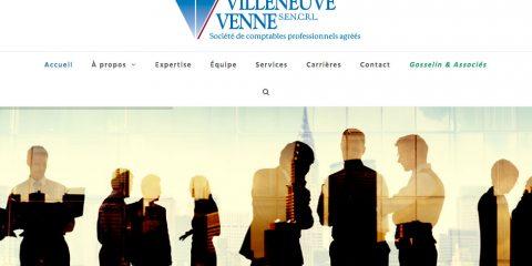 Villeneuve-Venne Comptables