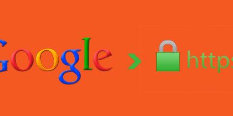 Google-certificat de sécurité SSL